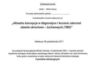 Gabinet Stomatologiczny MEDICARE Marta Krasny