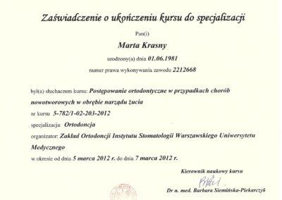 MEDICARE Krasny Marta 71