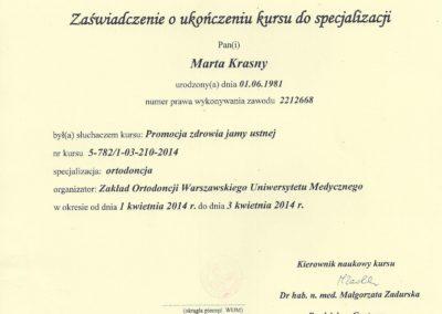 Martusia Dyplom