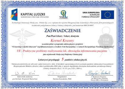 dr hab. n. med. Kornel Krasny (102)