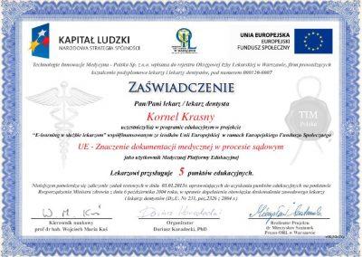 dr hab. n. med. Kornel Krasny (120)