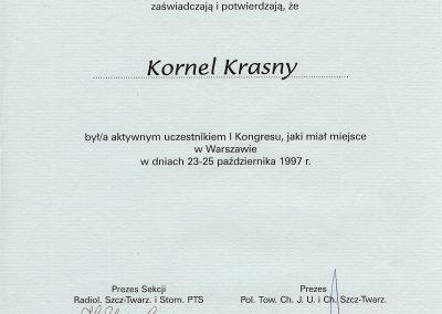 dr hab. n. med. Kornel Krasny (122)