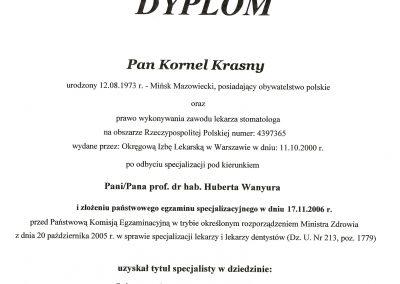 dr hab. n. med. Kornel Krasny (134)