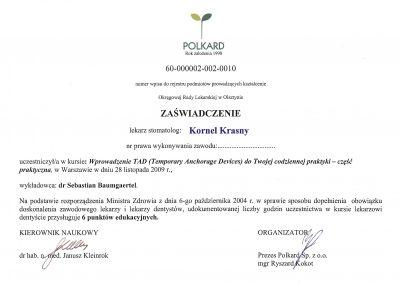 dr hab. n. med. Kornel Krasny (140)