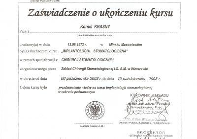 dr hab. n. med. Kornel Krasny (143)