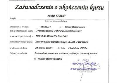 dr hab. n. med. Kornel Krasny (146)