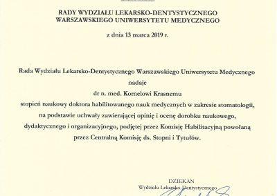 dr hab. n. med. Kornel Krasny (2)