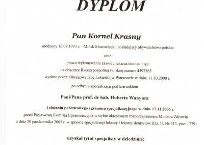 dr hab. n. med. Kornel Krasny (232)