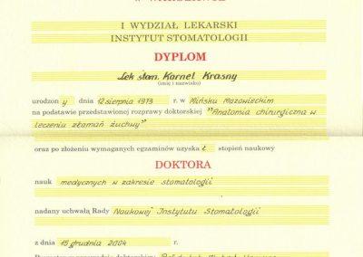 dr hab. n. med. Kornel Krasny (244)