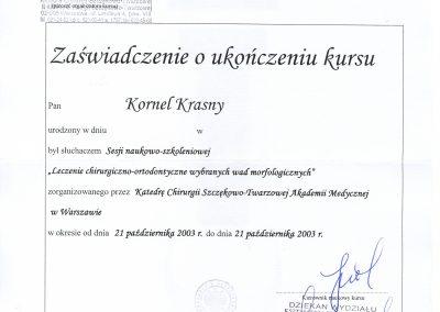 dr hab. n. med. Kornel Krasny (255)