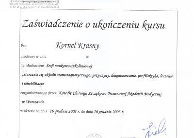 dr hab. n. med. Kornel Krasny (259)