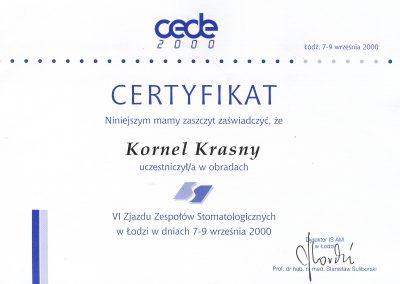 dr hab. n. med. Kornel Krasny (261)