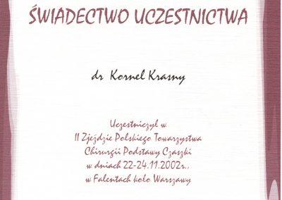 dr hab. n. med. Kornel Krasny (262)