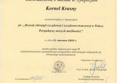 dr hab. n. med. Kornel Krasny (345)