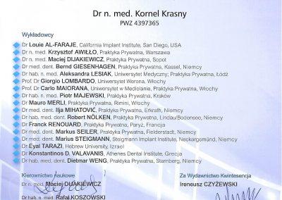 dr hab. n. med. Kornel Krasny (40)