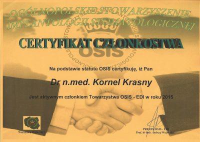 dr hab. n. med. Kornel Krasny (50)