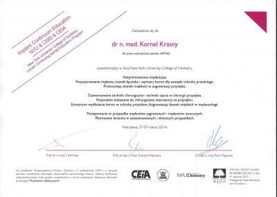 dr hab. n. med. Kornel Krasny (53)