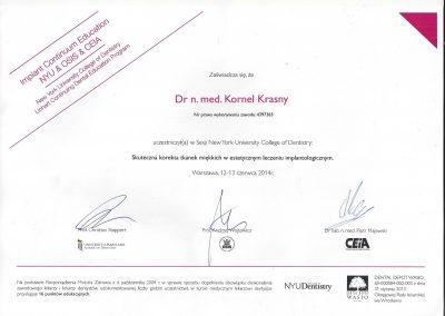 dr hab. n. med. Kornel Krasny (58)