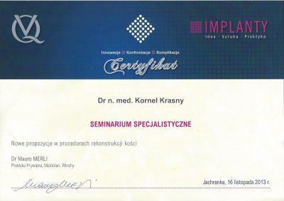 dr hab. n. med. Kornel Krasny (62)