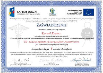 dr hab. n. med. Kornel Krasny (99)
