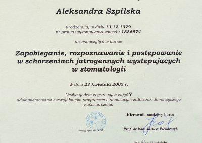 Aleksandra Szpilska (13)