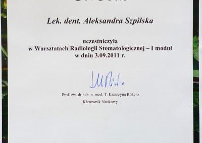 Aleksandra Szpilska (28)