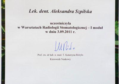 Aleksandra Szpilska (29)