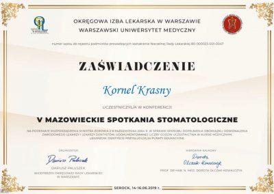 Kornel Krasny MEDICARE