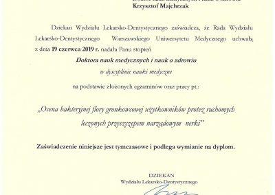Medicare Krzysztof Majchrzak