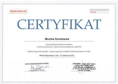 Monika Kondracka MEDICARE