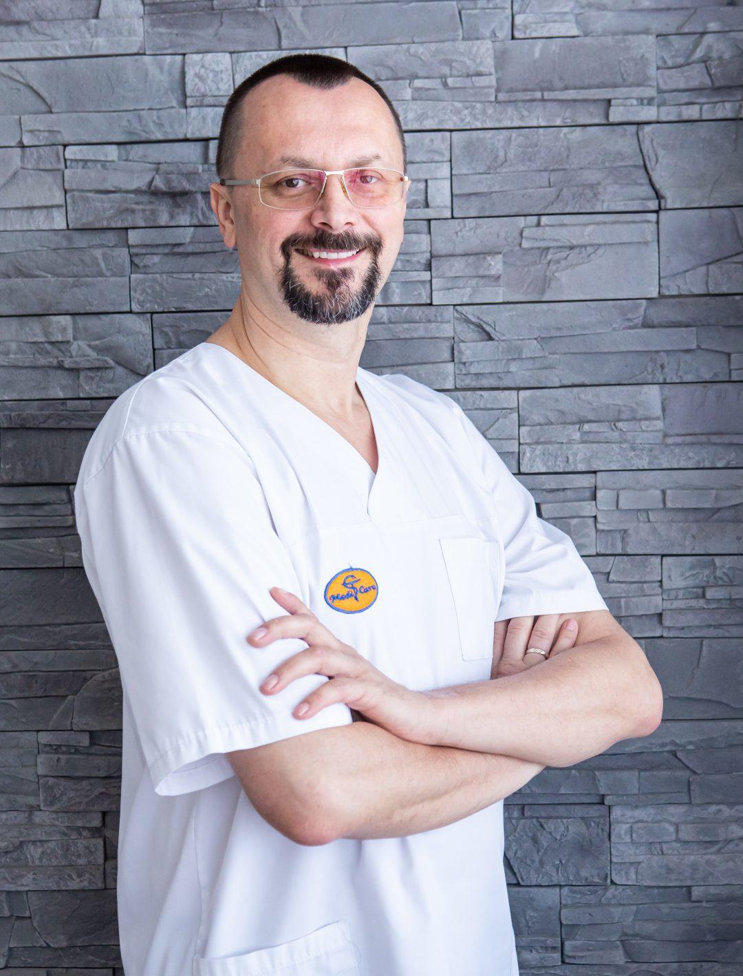 dr hab. n. med. Kornel  Krasny