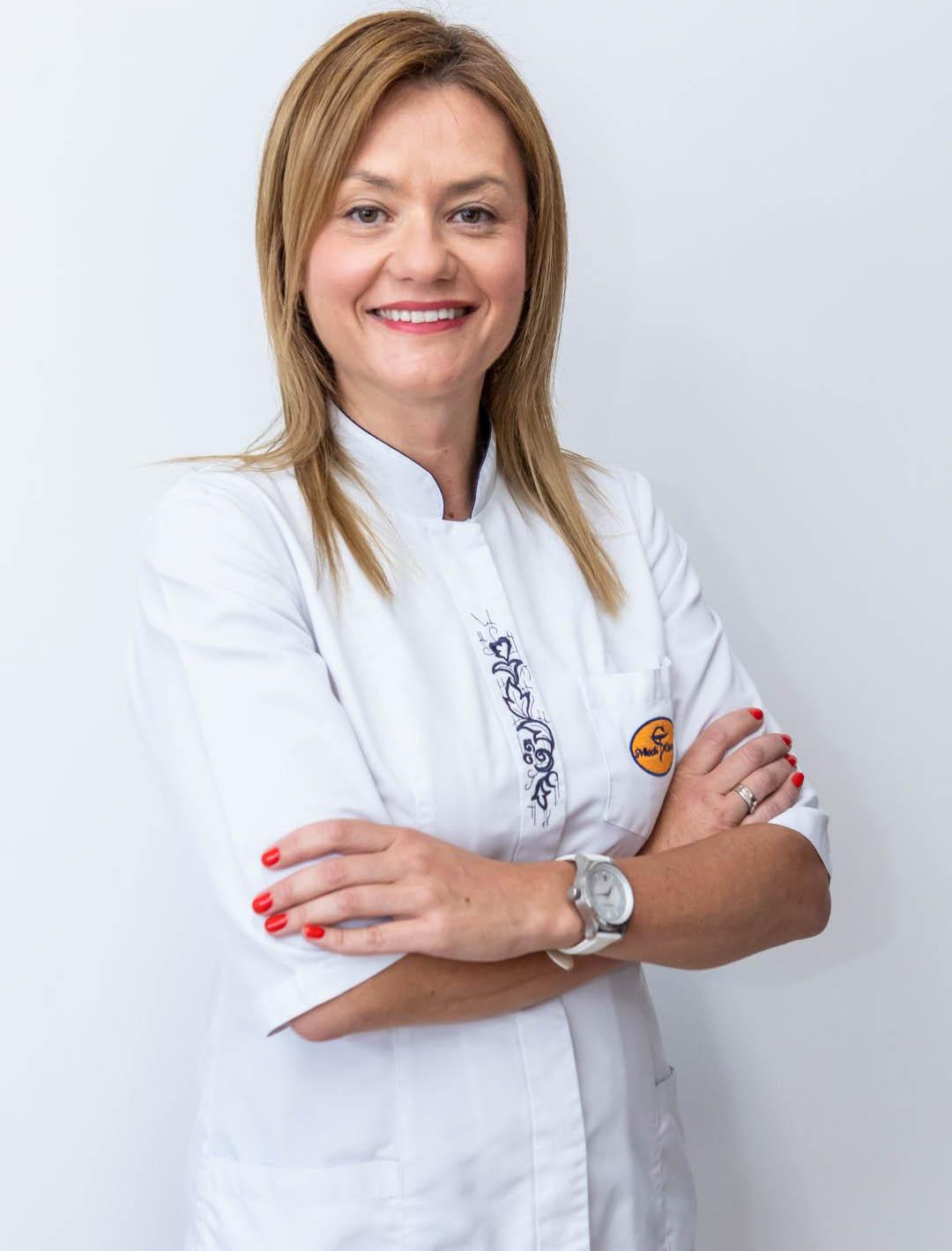 lekarz stomatolog Małgorzata  Czarnecka – Sawicka