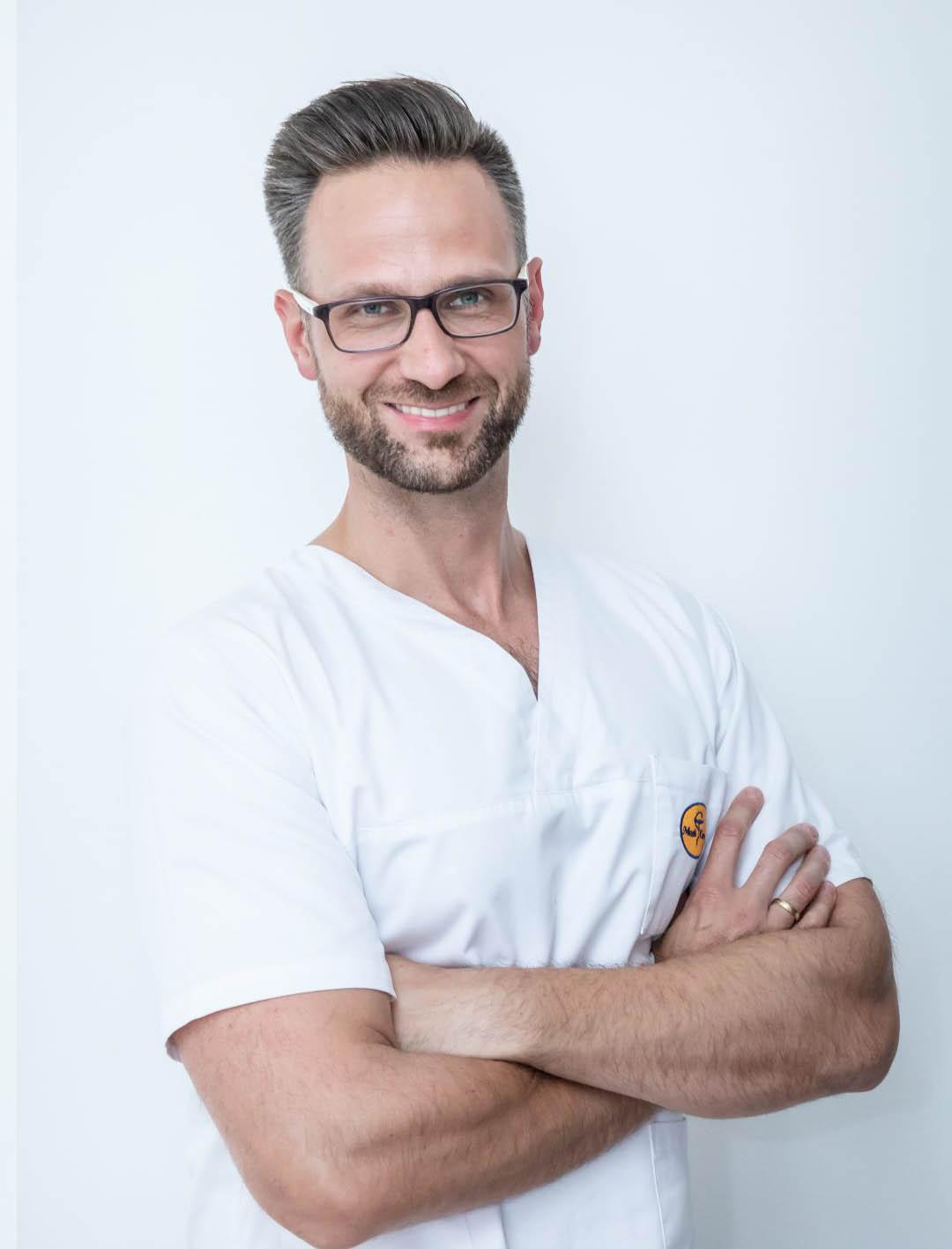 dr n. med. Krzysztof  Majchrzak