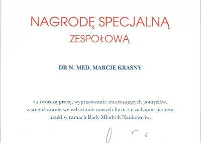 dr Marta Krasny ortodonta Mińsk Mazowiecki