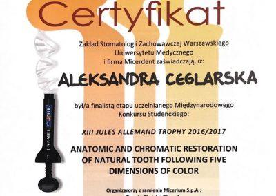 Aleksandra Marcula MEDICARE Stomatologia111