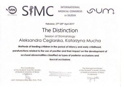 Aleksandra Marcula MEDICARE Stomatologia22