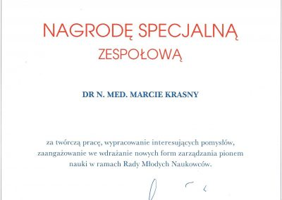 Marta Krasny na